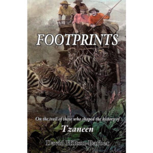 footprints, tsaneen, non-fiction historical books, Footprint Press Publications, african literature, south african authors, african authors, african writers, david hilton-barber