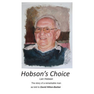 hobson's choice, len hobson, non-fiction historical books, Footprint Press Publications, african literature, south african authors, african authors, african writers, david hilton-barber
