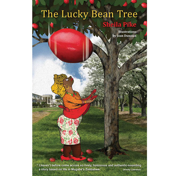 the lucky bean tree, sheila pike, non-fiction historical books, Footprint Press Publications, african literature, south african authors, african authors, african writers, david hilton-barber