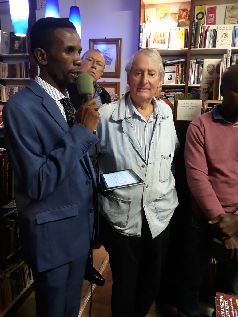 book launch, non-fiction historical books, Footprint Press Publications, african literature, south african authors, african authors, african writers, david hilton-barber