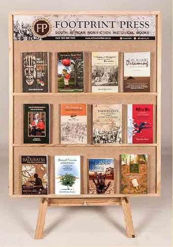 non-fiction historical books, Footprint Press Publications, african literature, south african authors, african authors, african writers