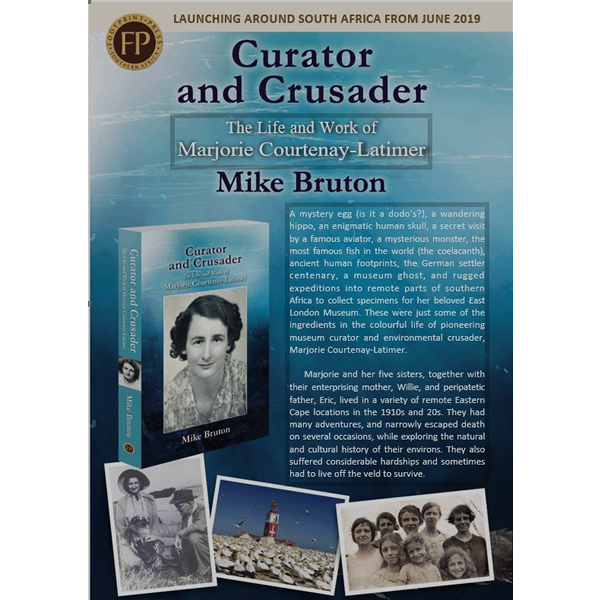 curator and crusader, mike bruton, non-fiction historical books, Footprint Press Publications, african literature, south african authors, african authors, african writers, david hilton-barber