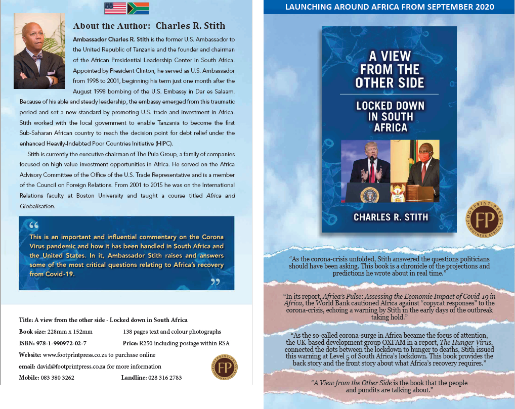A View from the Other Side by Ambassador Charles R Stith