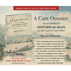A Cape Odyssey, Footprint Press