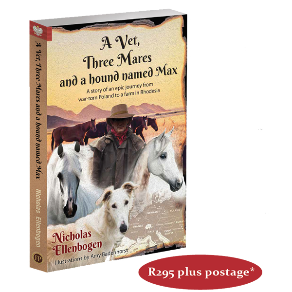 A Vet, Three Mares and a hound named Max